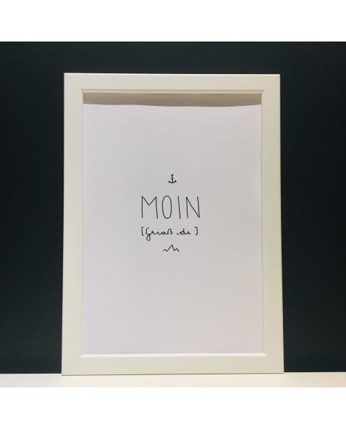 Moin Griaß Di   Poster