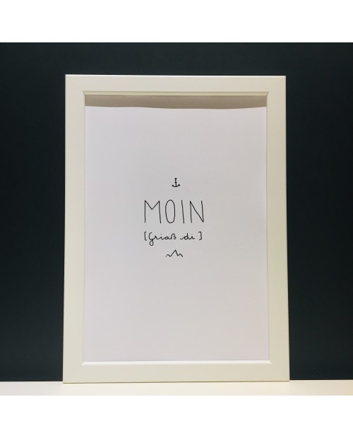 Moin Griaß Di | Poster